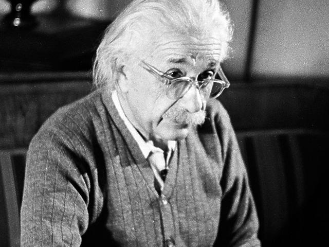 8. Albert Einstein