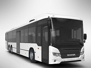 Ilyen hibrid buszból szállít 140-et a Scania Norvégiába
