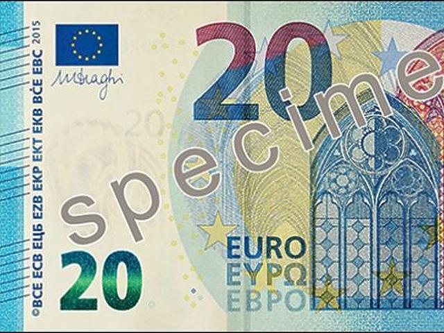 20 euró - EU