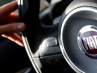 Két hétre leállítja európai üzemei többségét a Fiat Chrysler
