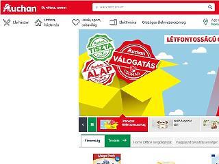 Előre összekészített online csomagrendeléssel rukkolt elő az Auchan