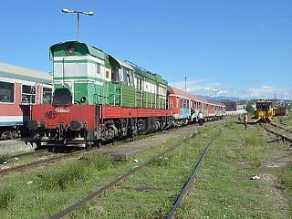 Nem vicc: Albániában is hamarabb lesz reptéri vasút, mint Budapesten