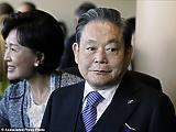 Elhunyt a Samsung elnöke