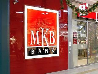 Növelte nyereségét az MKB Bank tavaly