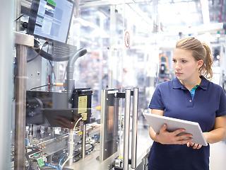 Lassabban nőttek az ipari termelői árak