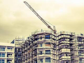 Nem törte meg a lakásépítési kedvet a kedvezményes áfa megszűnése