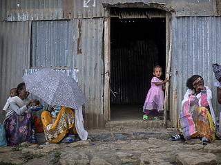 350 ezer embert fenyeget az éhínség az etiópiai Tigrében a polgárháború miatt