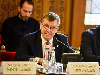 Matolcsy szerint eddig több mint félmilliárdba került az MNB külföldi irodakalandja