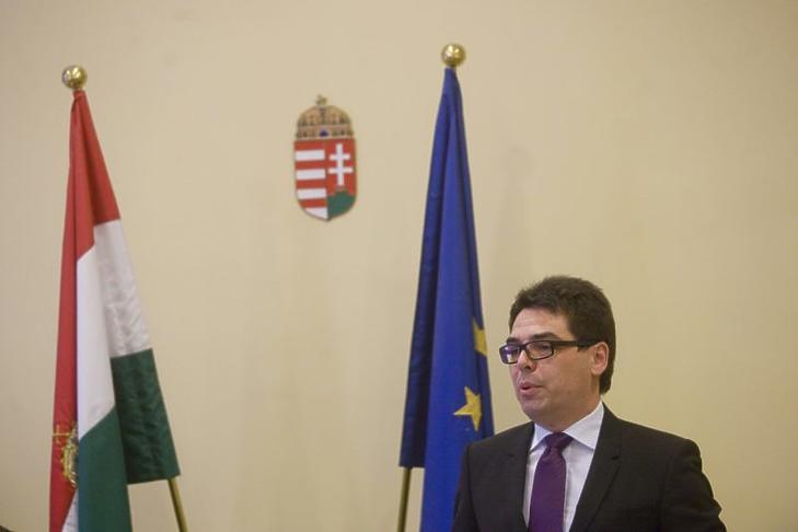 Zsigmond Barna Pál (Fotó: MTI)
