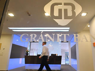 58 milliós bírságot kapott a Gránit Bank
