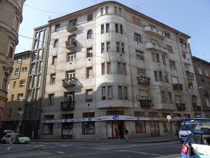 A Magyar Ingatlanhitel Pénzügyi Zrt. egyik, árverezés alá került objektuma. Fotó: Elektronikus Értékesítési Rendszer