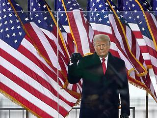 Megszavazták a Donald Trumppal szembeni vádeljárást