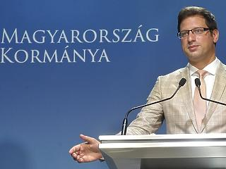 Gulyás Gergely beismerte, nem lesz itt adócsökkentés januárban