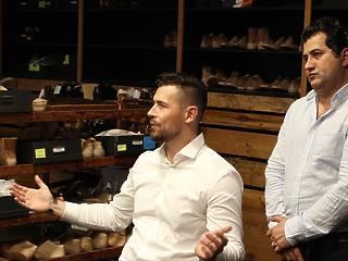 A srácok, akik milliókért adnak egy pár cipőt – mesés manufaktúrák I.