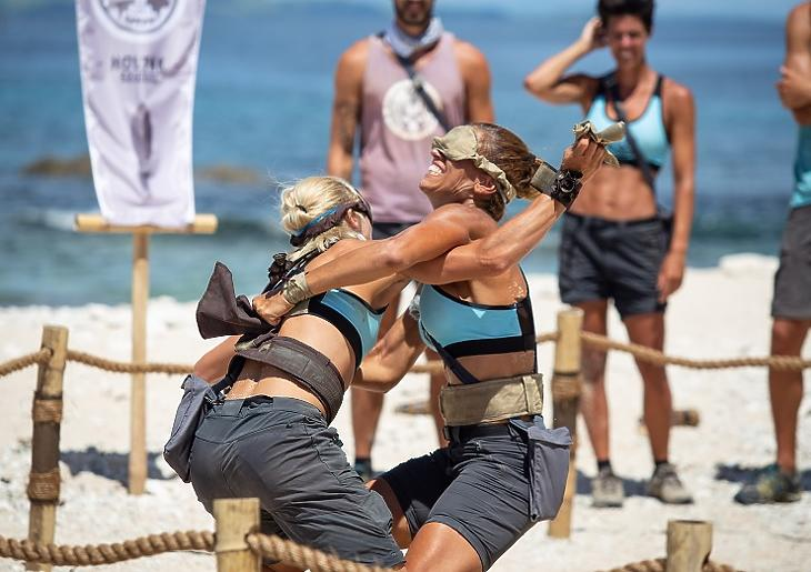 Fogynak a játékosok, fokozódnak az izgalmak a Survivorben (Fotó: RTL Klub)