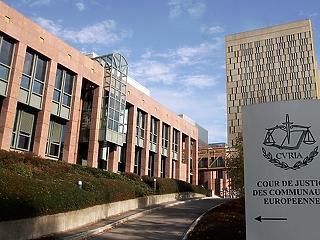 Futószalagon a magyar ügyek az Európai Bíróságon