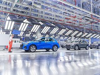 Visszaestek az Audi eladásai