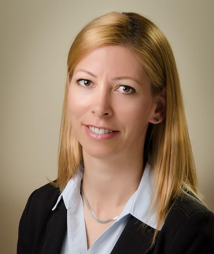 Kaposvári Viktória, az ISG International Executive Consulting Direkt Keresési Üzletág vezetője