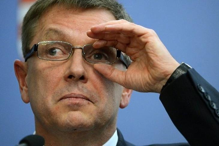 Matolcsy György euró helyett eurázsiai közös valutát vizionált Magyarország számára.
