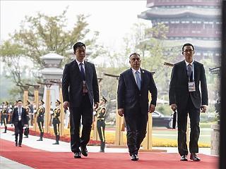 Ezt a négy tanulságot vonta le Pekingben Orbán Viktor