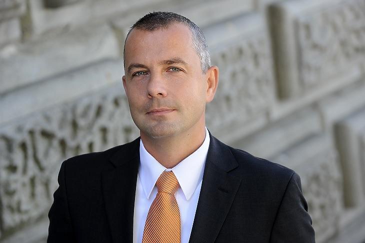 Bálint Attila, a Raiffeisen Alapkezelő vezérigazgatója