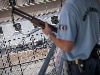 Hivatalos: ennyit kereshet egy kezdő börtönőr Szombathelyen