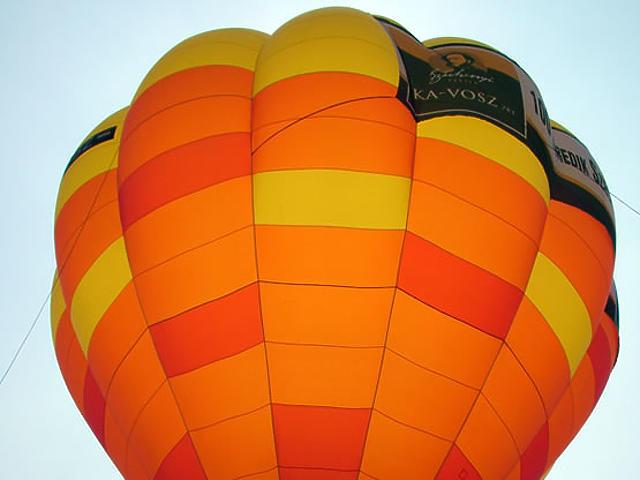 Mostan színes ballonról álmodom