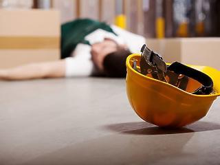 Tavaly húszezernél is több munkahelyi baleset történt