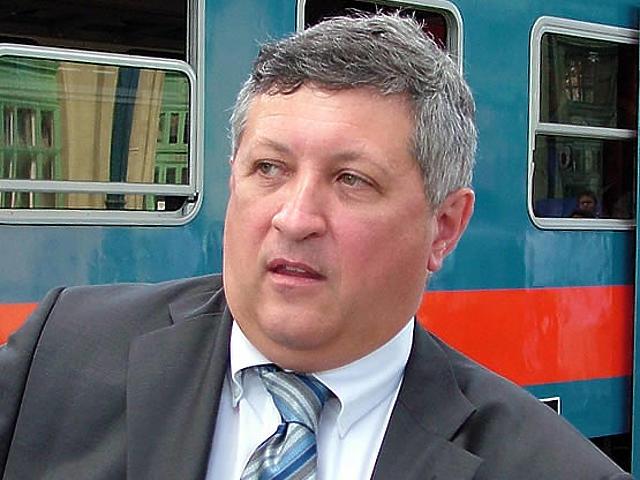 Mosóczi László, a MÁV Start Zrt. vezérigazgatója