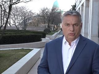 Orbán Viktor: készül a haditerv, a helyzet egyre nehezebb