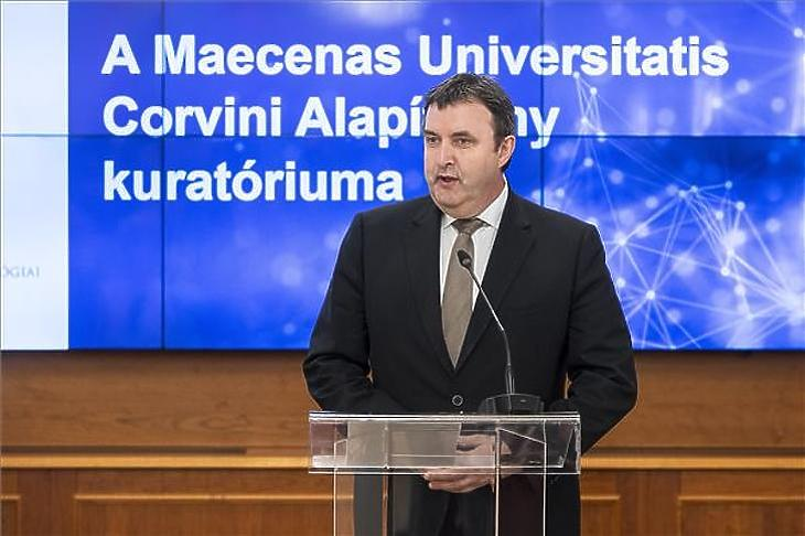 Palkovics László (Fotó: MTI/Mónus Márton)