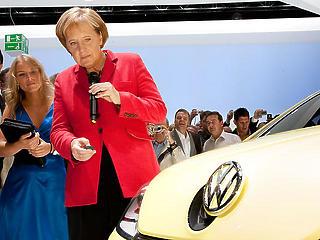 A Volkswagen az elektromos robogók piacán is hódítana
