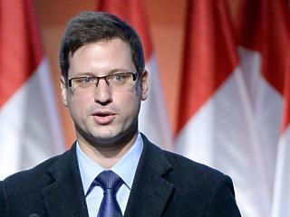 Gulyás Gergely szerint az EP nem is fogadta el a Sargentini-jelentést