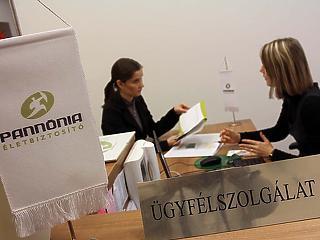Karcsúsít a CIG Pannónia Biztosító