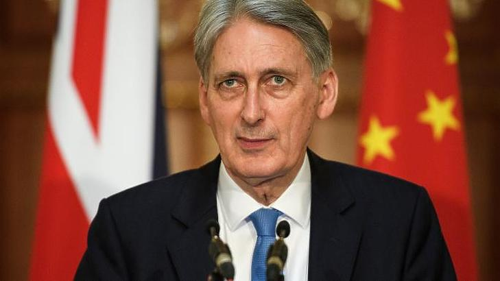 Philip Hammond (Fotó: Leon Neal/Getty)