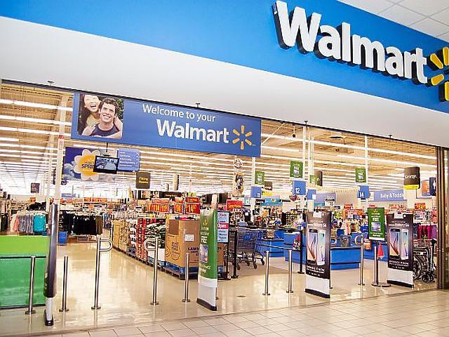 Walmart áruház