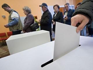 Választás: ma délután négykor jár le az átjelentkezés határideje