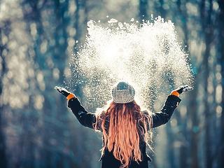 A fiataloknak átlagosan 55 ezer forint jut a téli pihenésre
