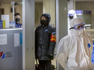 Tovább lassul a koronavírus Kínában