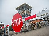 Megerősítették a német határ védelmét