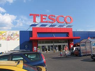 Leépítésre készül a Tesco