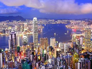A Moody's leminősítette Hongkongot