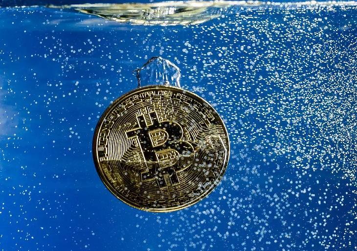 A Bitcoinbányászat rengeteg áramot igényel