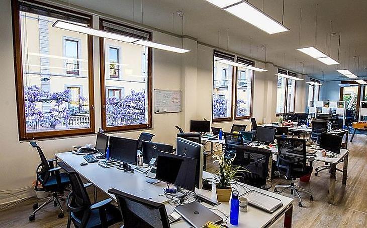Jelentősen csökken az egyterű irodák aránya (fotó: pixabay.com)