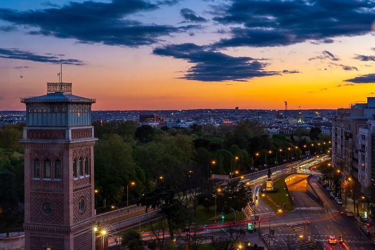 Madrid (Pixabay/Piet van de Wiel )