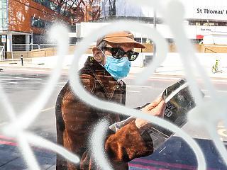 A világ vezető lapjait is megroppantotta a koronavírus-válság