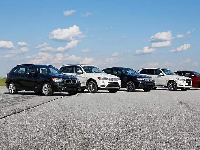A jelenleg kapható X BMW-k