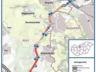 A II. kerületiek ellenállása késlelteti az M0-ás továbbépítését
