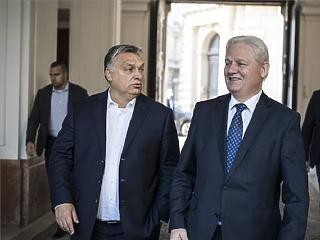 Tarlós elárulta, miről egyezett meg Orbánnal