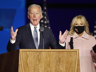 Tovább nőtt Biden előnye három államban